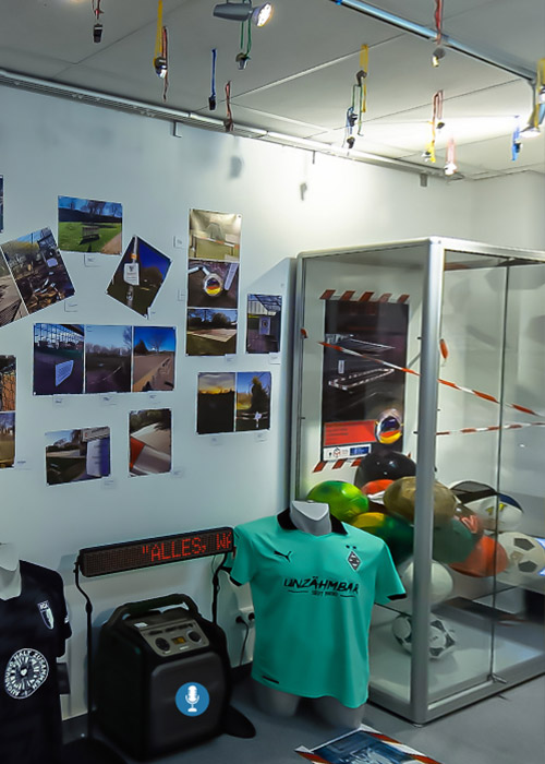 Corona-Kabine-Fussballmuseum-Springe