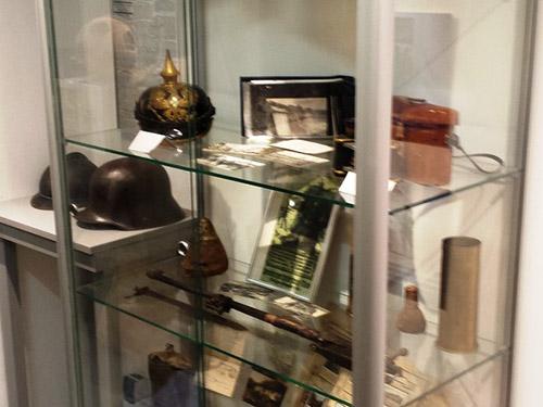 Sonderausstellung-Noel-fussballmuseum-Springe-Helm