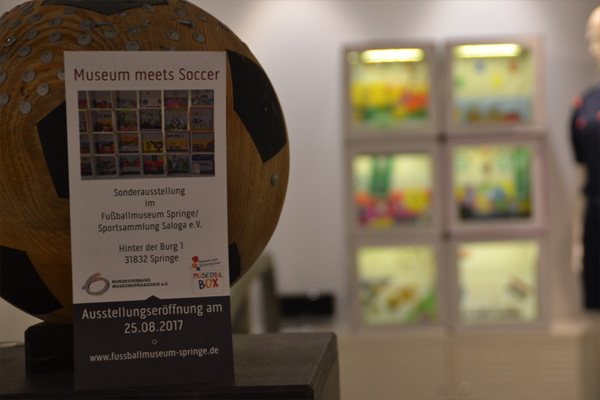 Museum-meets-sonderball