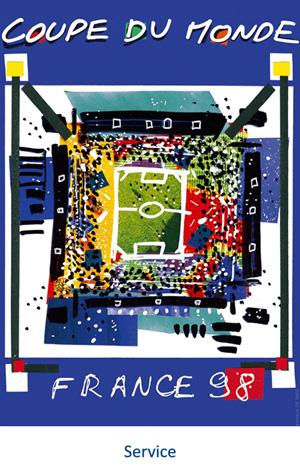Fussballmuseum Springe Plakat-Service