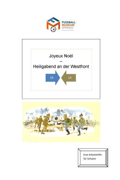 weihnachtsfriede-1914-Schuelermaterial-fussballmuseum-springe